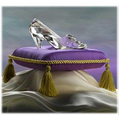 シンデレラ・ガラスの靴