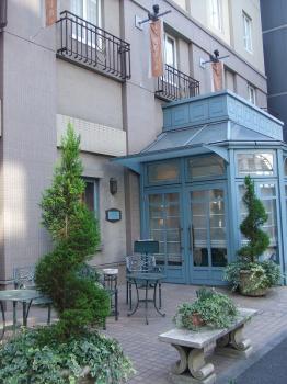 ホテルモントレ銀座&ラ・スールギンザ
