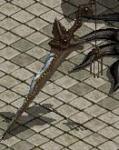 ラークの刀その1