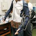 リアライブ・空気式のロボットスーツ
