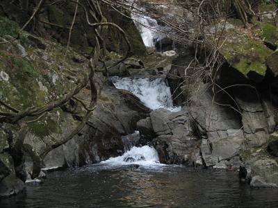 保永の滝?