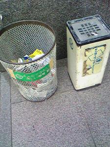 ゴミ箱110