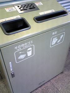 ゴミ箱112