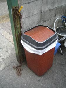 ゴミ箱72