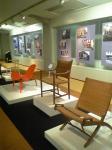 ハンス・ウェグナーの椅子展