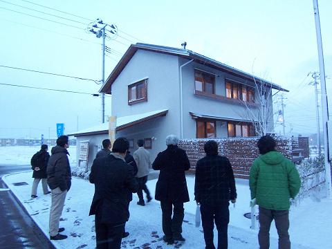 風工房モデルハウス