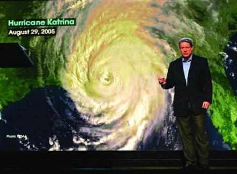 米国市場最大の自然災害カトリーナ