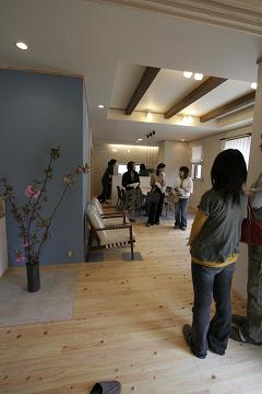 永田様邸見学会