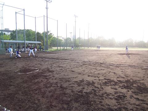 早起き野球
