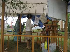 N様邸地鎮祭1