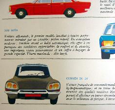 「L'automobile」シトロエンDS
