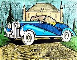 青のロールスロイス1937
