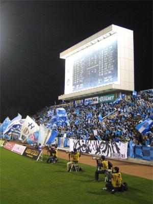 横浜ダービー FCの勝利