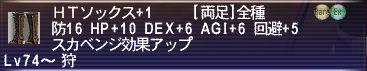 HTソックス+1