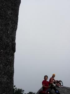 20060910-4-太忠岳頂上