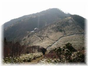 20061223山小屋