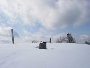 20070203櫃ヶ山山頂