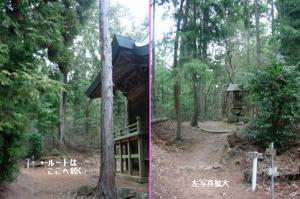 20060211高倉神社裏手