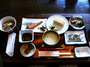 20070519-20上山旅館-朝食