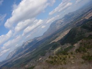 20070318ピークから蒜山三座
