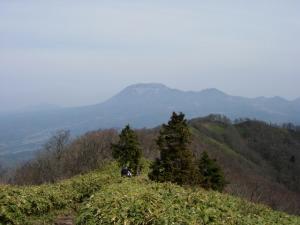 20070415毛無山頂→大山