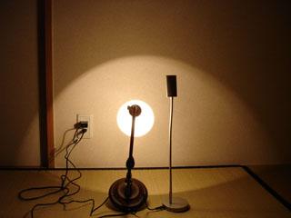 LED寝室読書灯6