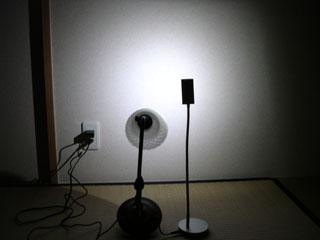 LED寝室読書灯7