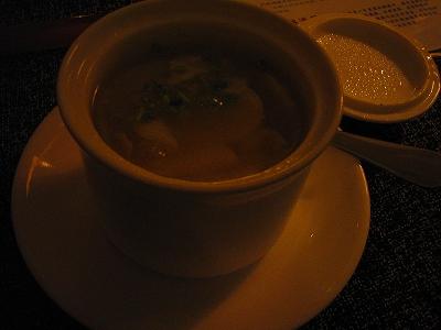 鳥魚スープ