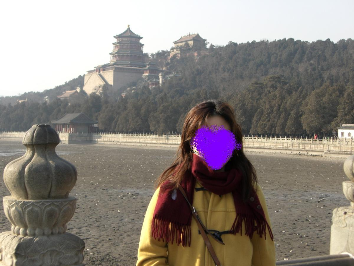みゅうin 北京
