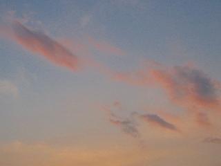 空のどこかに。。