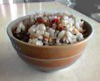 五穀米のご飯