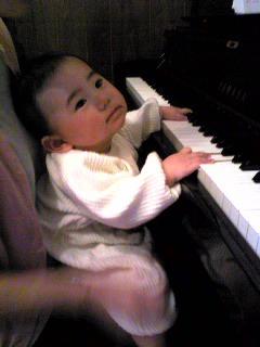 ピアノ:1
