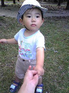 公園にて 2007/10/06