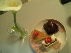 20070501 ケーキとカラー