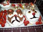 ボステリ&はなケーキ