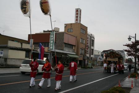 真岡秋祭り
