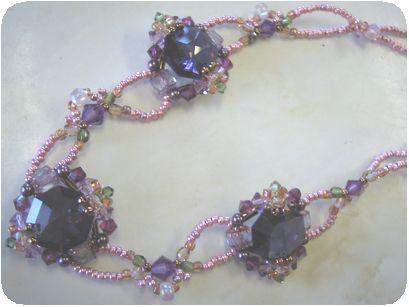 beads atelier kさん ネックレス
