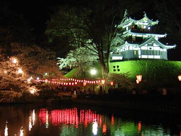 高田公園観桜会-A