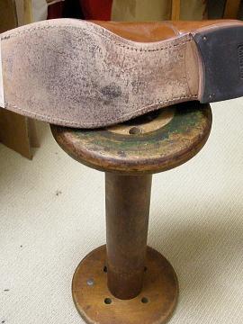 木製ボビン-A