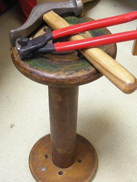 木製ボビン-B