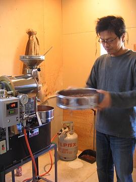 コーヒー工房かさはらさん-E