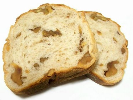 くるみパン断面@Bread Art ROAD