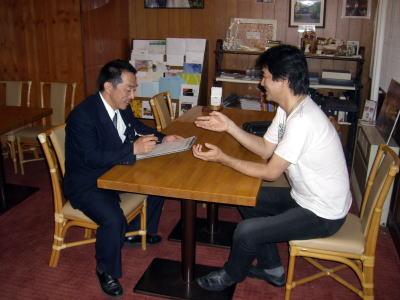 20070922軽井沢Nさん