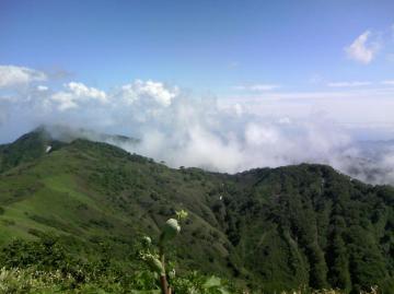 千軒岳風景
