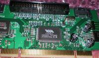 HGSTのHDDを認識できないVIA VT6421L