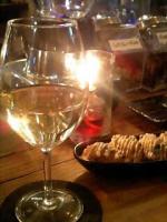 ワインとたこ焼き