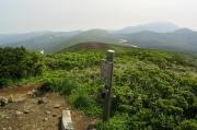 横岳から2