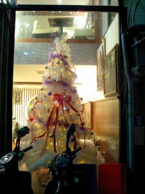 Mr.Jクリスマスツリー