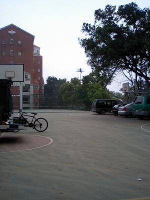 バスケコート