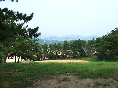 老の山公園